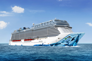Norwegian Bliss,